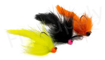 Jig Trout Streamer - Complete Tying Kit - Fly Supply TV