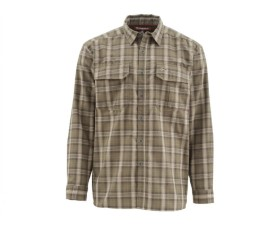 Simms ColdWeather Shirt Canteen Plaid