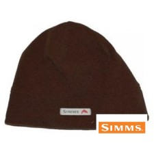 Simms Windstopper Stocking Cap Brown
