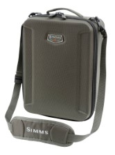 Simms Bounty Hunter Reel Case Coal Large