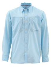 Simms Ultralight Shirt Light Blue