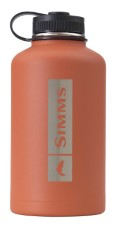 Simms Insulated Growler 64 oz Simms Orange