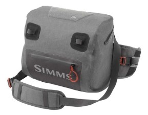Simms Dry Creek Z Hip Pack Pewter
