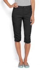 Orvis Womens Guide Capris Black