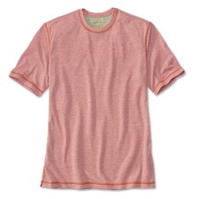 Orvis Drirelease Shortsleeve Weathered Red
