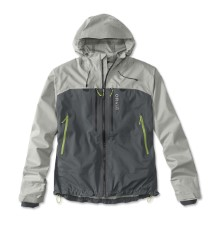 Orvis Ultralight Wading Jacket Alloy/Ash
