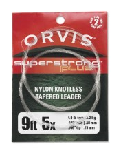 Orvis 2 Pack Super Strong Plus Leaders 9ft