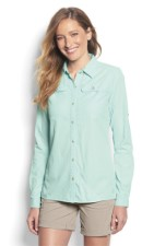 Orvis Womens Open Air Caster Shirt Clearwater