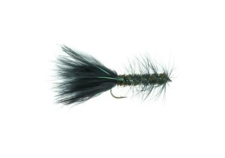Umpqua Flash A Bugger Black #6