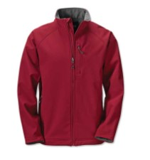 Orvis Trout Bum Softshell Jacket Red