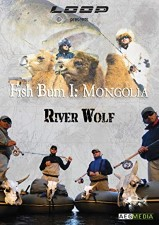 Fish Bum I: Mongolia Riverwolf DVD