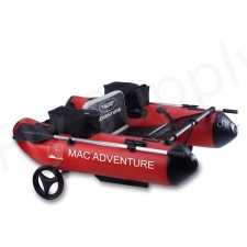 Mac Fishing Adventure Hi & Dry Belly Boat