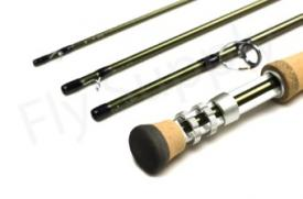 Airflo Greentooth Pike Rod 4pc