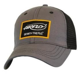 Airflo Trucker Cap Grey Orange