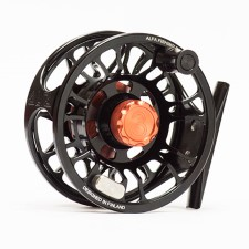 Alfa Fly Reel Sale Black