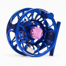Alfa Fly Reel Sale Midnight Blue