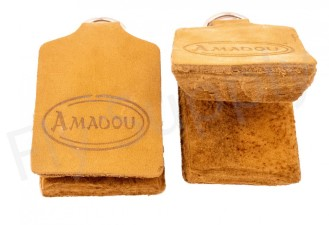 Amadou Patch The Original Compact