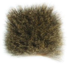 Australian Opossum Fur Patch Large