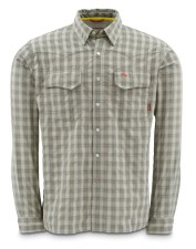 Simms Big Sky LS Shirt Sagebrush Plaid