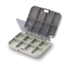 C&F Small Double sided Compartment  Fly Case - CF-1307