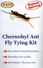 Chernobyl Ant Fly Tying Kit