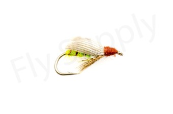 Green Caddis Pupa #12