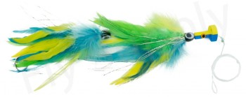 Cam Sigler's Sailfish Popper Multicolour With Complete Rig & Hooks