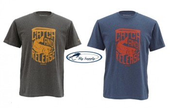 Simms Catch & Release T-Shirt