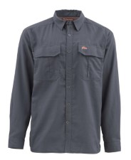 Simms Coldweather Shirt Oxford Blue