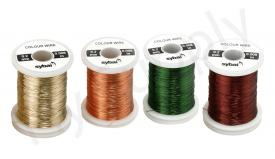 Colour Wire 0.2mm On Spool
