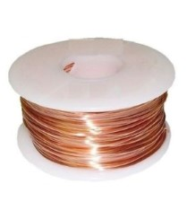 Copper Wire Round On Spool