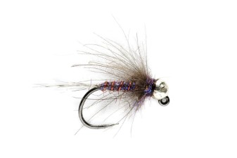 Fulling Mill Duracell Jig Barbless Tungsten Nymph #16