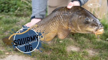 Daan's Special Squirmy Jig - Fly Supply TV