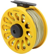 Vision Deep Reel Yellow
