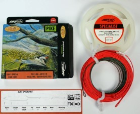 Airflo Elbi Special Pike Fly Line