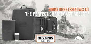 Simms River Essentials Kit Black