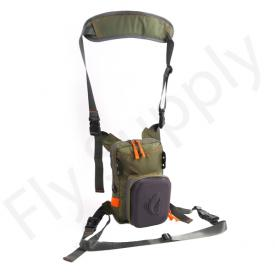 Euro Flies Guide Chest Pack Olive