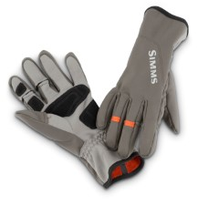 Simms ExStream Flex Glove Dark Gunmetal