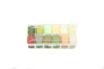 Dubbing dispensers 12 color super fine II