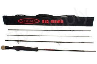 Vision Big Mama Pike Rod V1