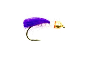 Tungsten Simple Wing Purple