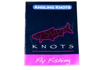 Angling Knots Fly Fishing Book
