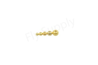 Tungsten Beads Gold 25pc