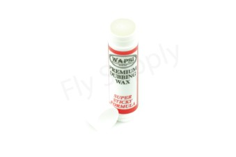 Premium dubbing wax tube       small super tacky