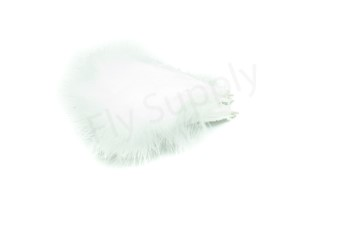 Marabou 12 loose feathers  White