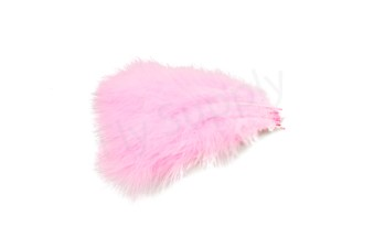 Marabou 12 loose feathers  Pink