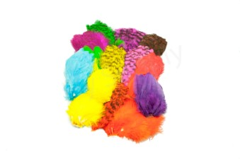 Bird Fur Pack mixed colors