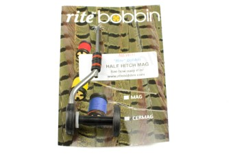 Rite Bobbin Holder Half Hitch Mag Stainless Steel