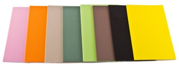 Foam Sheets Mix Pack 6 Colors