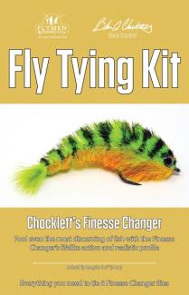 Fly Tying Kit Chocklett's Finesse Changer 9cm